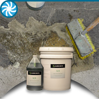 SCR - Concrete Cleaner De-Greaser and Etcher