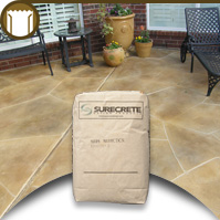 SureTex - Concrete Knockdown Overlay Resurface