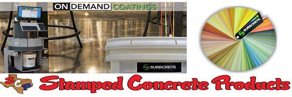 custom concrete paint colorscustom concrete paint colors
