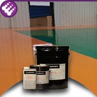 Pigmented Polyurethane SB - Colored Concrete Solvent-Based Polyurethane DuraKote High Performance