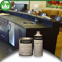 XS-327 - Concrete Countertop Sealer Food Safe Water Based