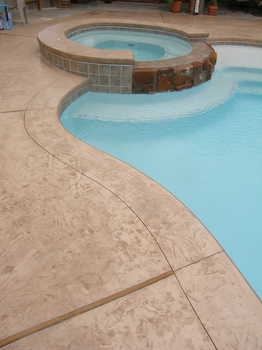 Decorative Concrete Training Classes - Houston